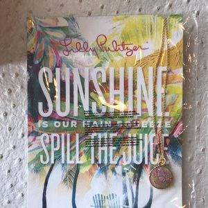 Lilly Pulitzer Necklace NEW